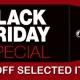 Red Barn Black Friday Specials